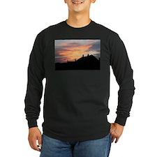Sunset Barn Long Sleeve T-Shirt
