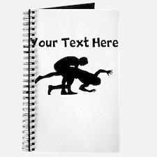 Wrestling Silhouette Journal