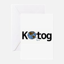 Unique Knitting Greeting Cards (Pk of 10)