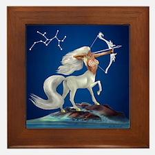 Mystical Sagittarius Framed Tile