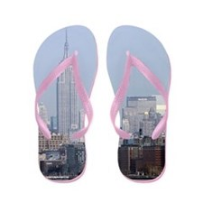 Empire State Building NYC Pro Photo Flip Flops