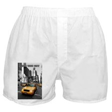 Times Square New York City - Pro phot Boxer Shorts