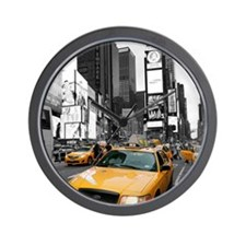 Times Square New York City - Pro photo Wall Clock