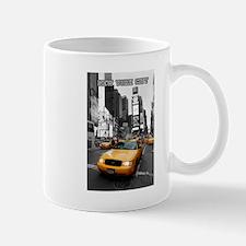 Times Square New York City - Pro photo Mugs