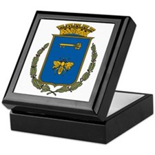 Havana Coat of Arms Keepsake Box