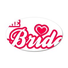 The Bride Wall Decal
