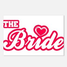 The Bride Postcards (Package of 8)