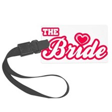 The Bride Luggage Tag