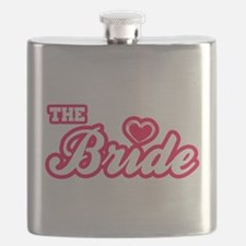 The Bride Flask