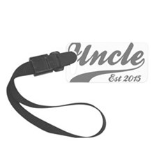 Uncle Est 2015 Luggage Tag