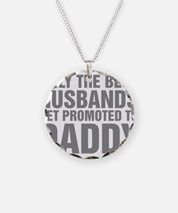 Only The Best Husbands Get P Necklace