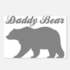 Daddy Bear Postcards (Package of 8)