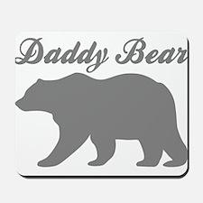 Daddy Bear Mousepad