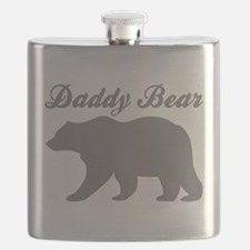 Daddy Bear Flask