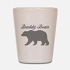 Daddy Bear Shot Glass