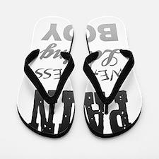 Pain Is Weakness Leaving The Body Flip Flops