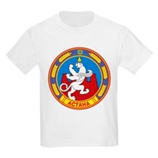 Astana Coat of Arms Kids T-Shirt