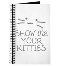 Show Me Your Kitties Journal