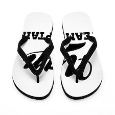 Nap Team Captain Flip Flops
