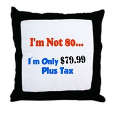 Cute Special occasion Throw Pillow
