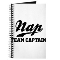 Nap Team Captain Journal
