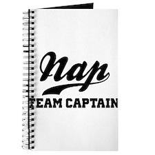 Nap Team Captain Journal