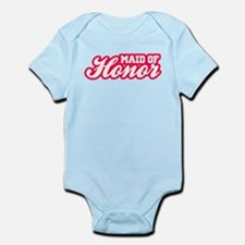 Maid Of Honor Infant Bodysuit
