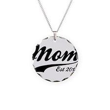 Mom Est 2015 Necklace