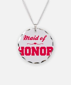 Maid Of Honor Necklace