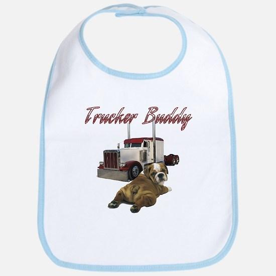 Trucker Buddy Bib