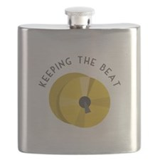 Keeping The Beat Flask