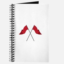 Color Guard Flags Journal