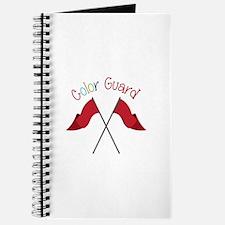 Color Guard Journal