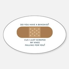 Have A Bandaid Decal
