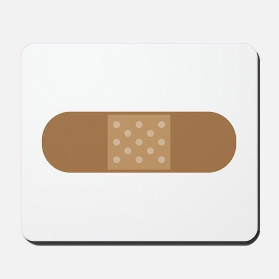 Band Aid Mousepad