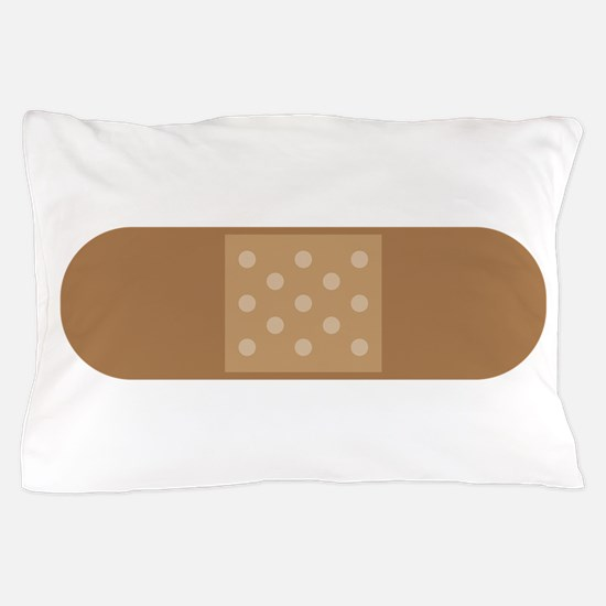 Band Aid Pillow Case