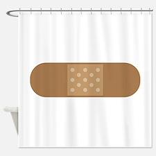 Band Aid Shower Curtain