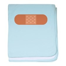 Band Aid baby blanket