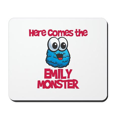 Emily Monster Mousepad