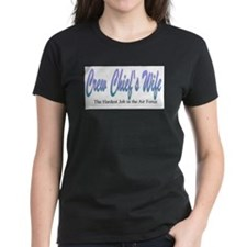 Crew Chief's Wife, Purple Tee