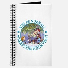 Why be Normal? Where's The Fun In That? Journal