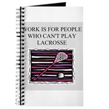 lacrosse gifts t-shirts Journal