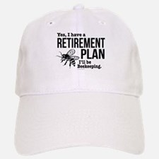 Beekeeping Retirement Baseball Baseball Cap