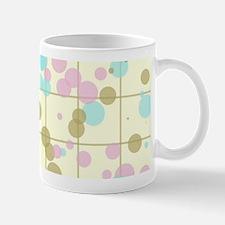 Spotted geometric pattern Mugs
