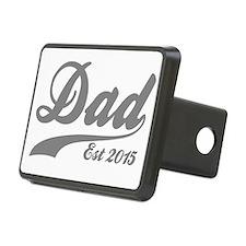 Dad Est 2015 Hitch Cover