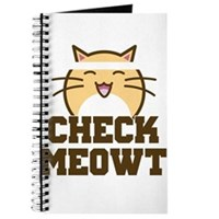 Check Meowt Journal