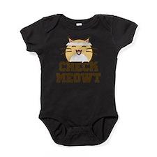 Check Meowt Baby Bodysuit