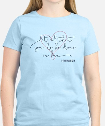 Done in Love T-Shirt