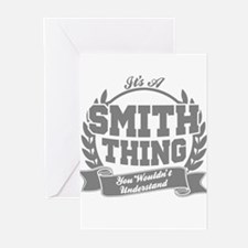 It's A Smith Thing You W Greeting Cards (Pk of 20)