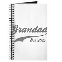 Grandad Est 2015 Journal